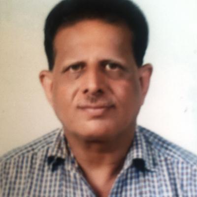 Kishorbhai Nanalal Shah